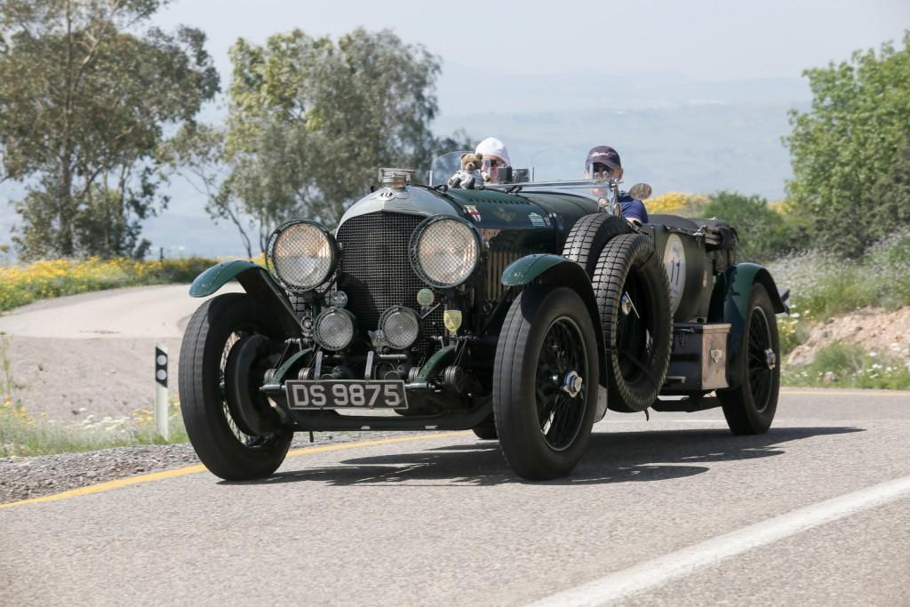 Bentley 4.5 litre 1928, United Kingdom