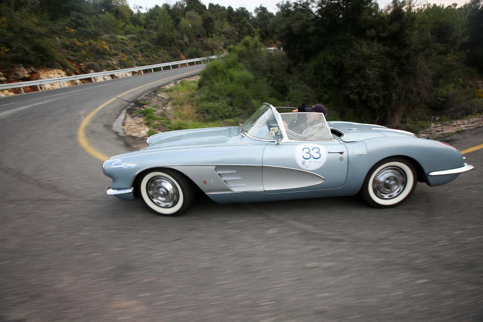 Chevrolet Corvette 1958, USA