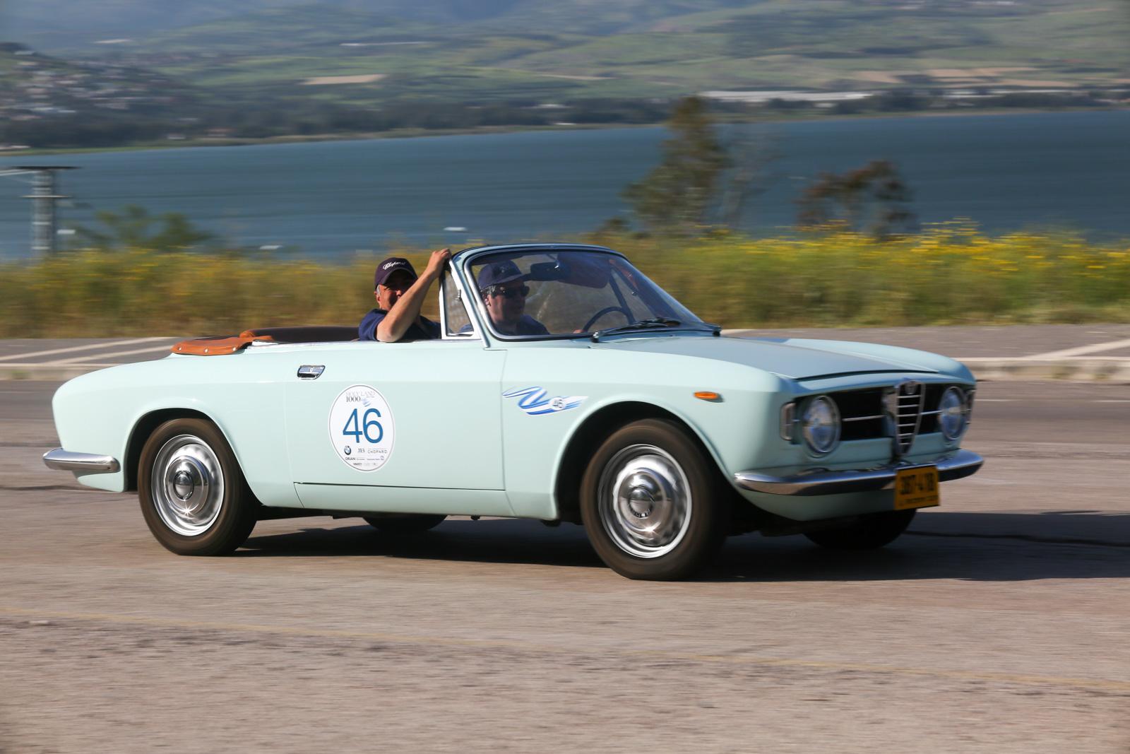 Alfa Romeo Giulia GTC 1965, Israel