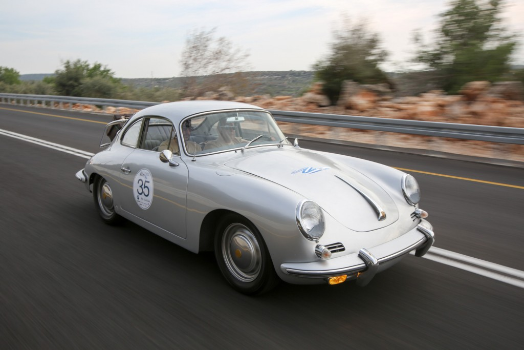 Porsche 356 1957, Israel