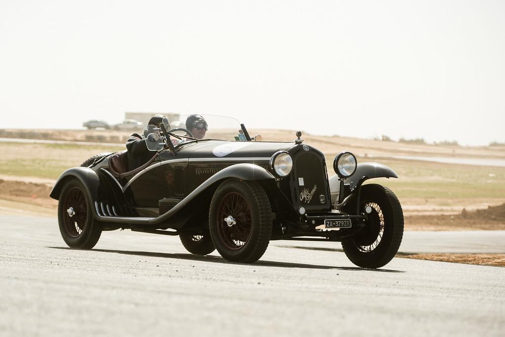 1933, Alfa Romeo 6C 1750 GS Toyring, USA
