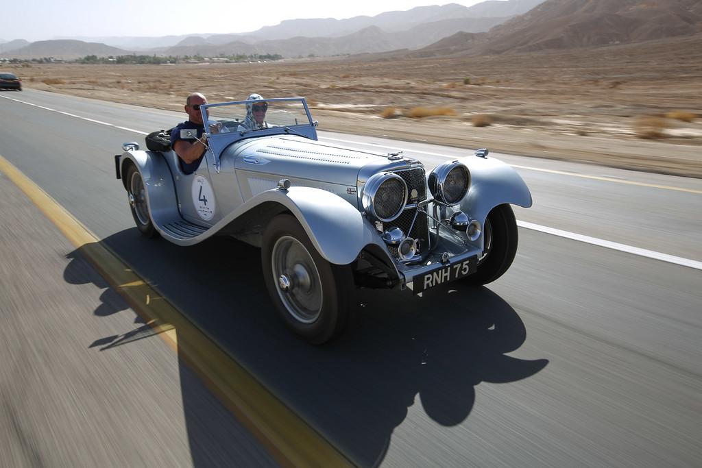 1937, Jaguar SS100 , USA