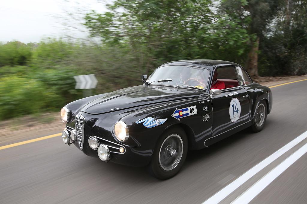 1954, Alfa Romeo 1900CSS, USA