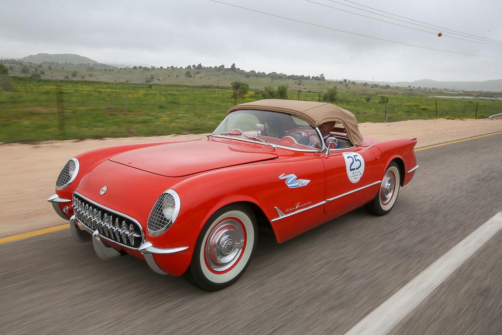 1955, Chevrolet Corvette, USA