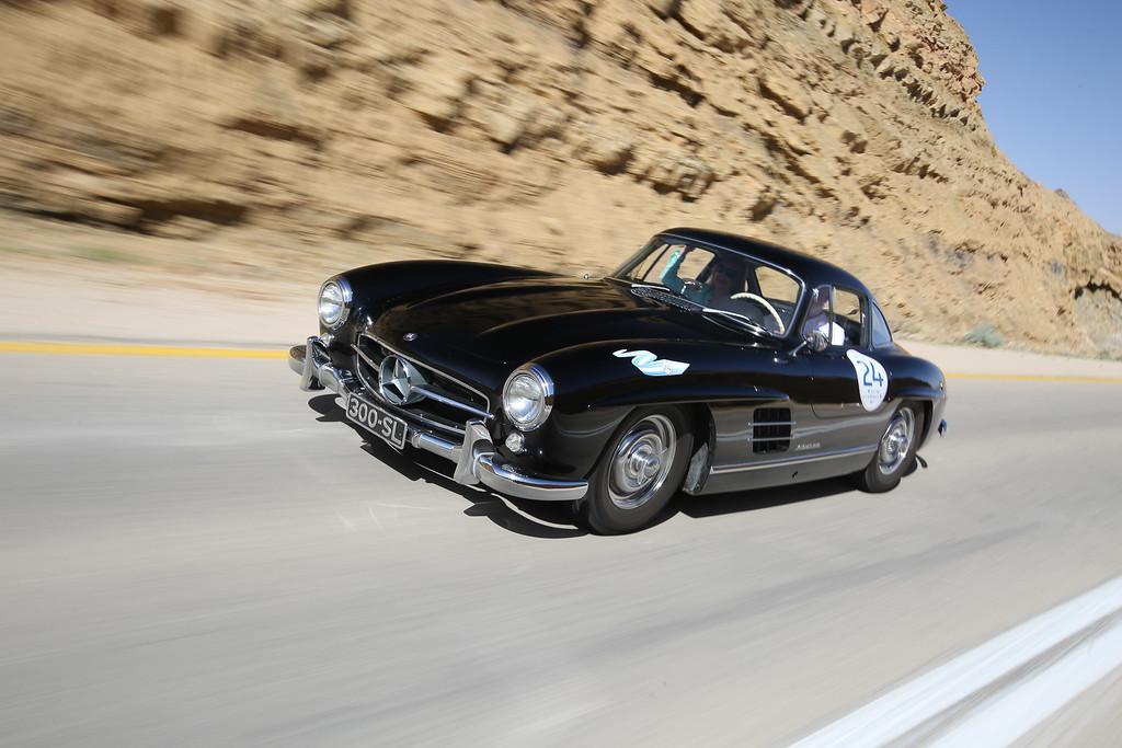 1956, Mercedes Benz 300SL Coupe