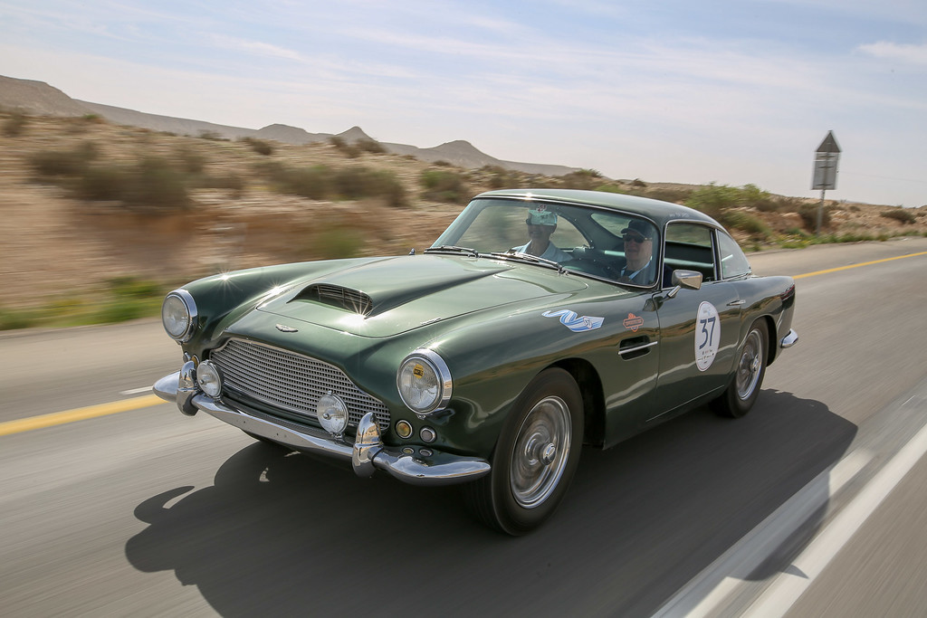 1960, Aston Martin, DB4 Series 1