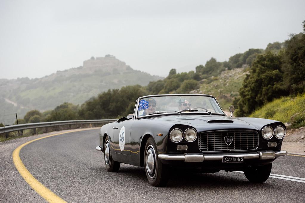 1962, Lancia Flaminia Convertibile, USA