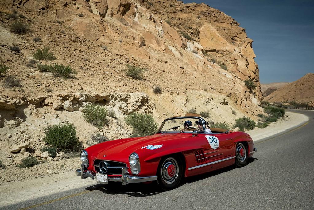 1962, Mercedes Benz 300SL Roadster, USA