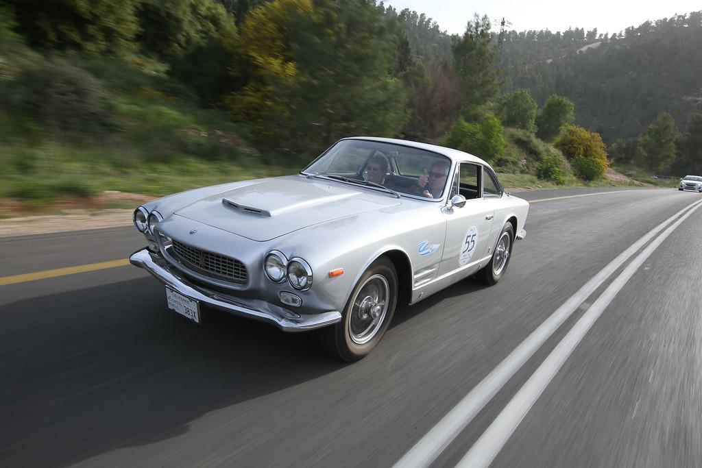 1963, Maserati Sebring, USA