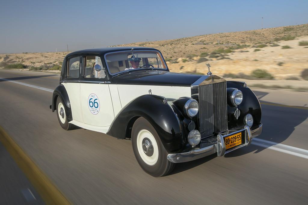 1964, Autocars Sabra GT, Israel