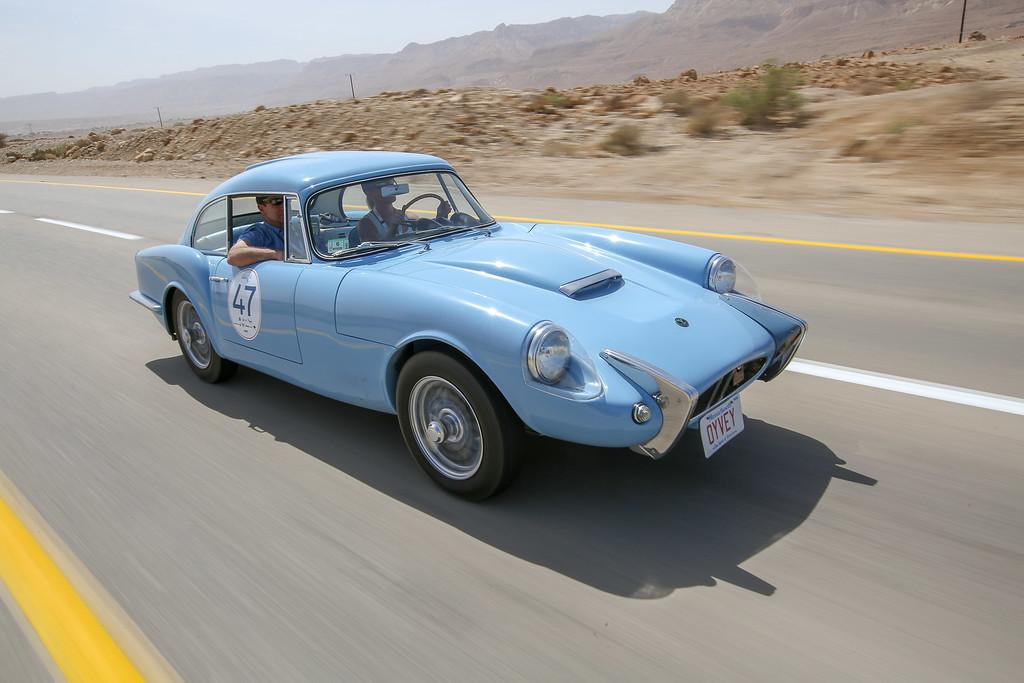 1964, Autocars Sabra GT, USA
