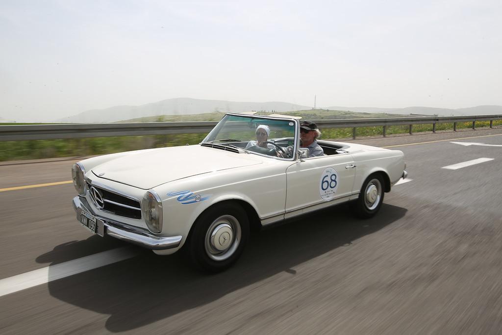 1964. Mercedes Benz 280SL, Argentina