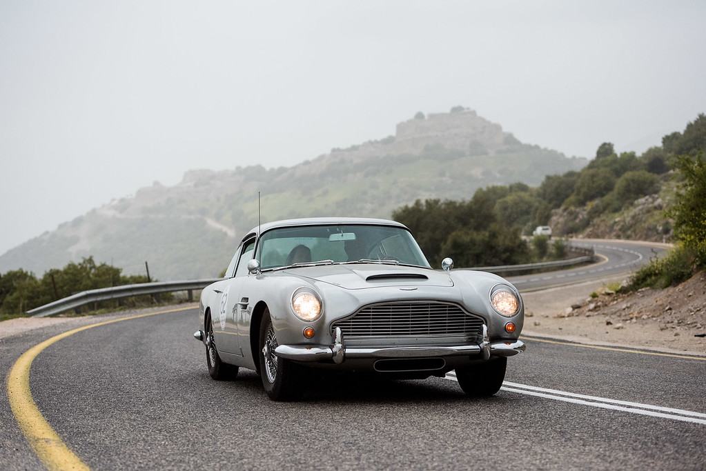 1965, Aston Martin DB5 ,USA