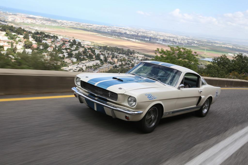 1965, Shelby GT-350, USA