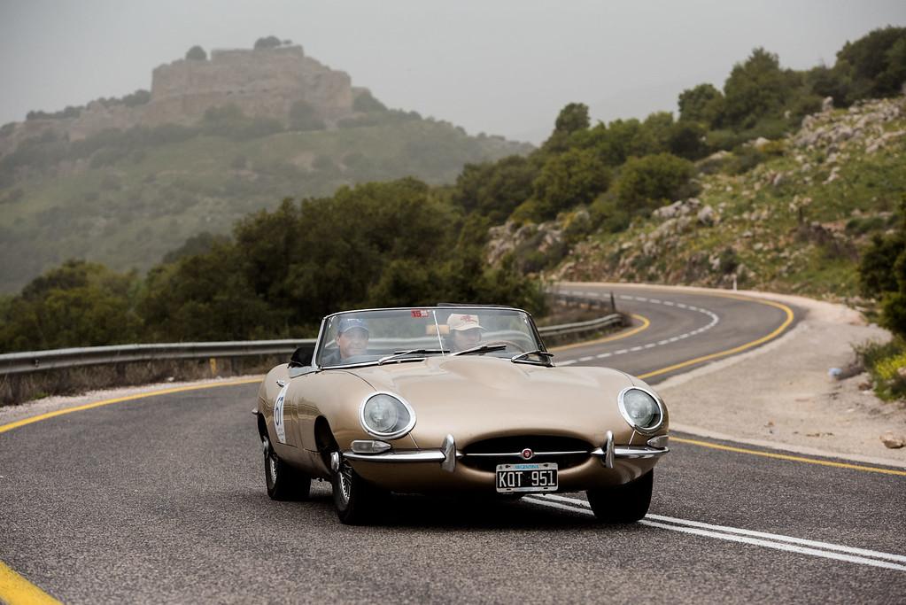 1966, Jaguar E Type 4.2 Rdstr, Argentina