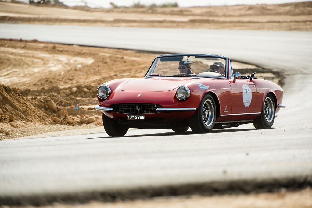 1969, Ferrari 365GTS, Argentina