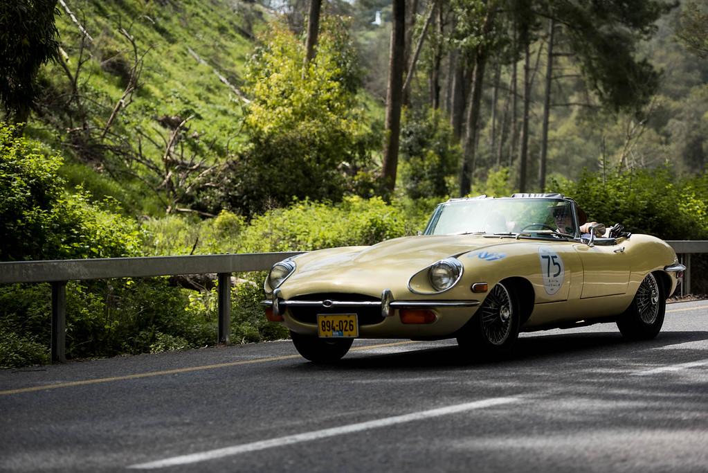 1969, Jaguar E-type OTS, Canada
